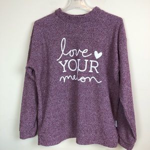 Love Your Melon Woolly Threads Oversized Pullover